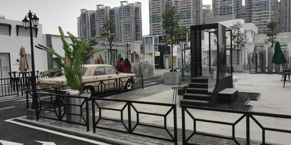 广州网红街设计 原来全中国那么多网红街区都是出自他家!   尚美视觉盛典是如何打造智汇inpark网红街,成为火爆网红街的?