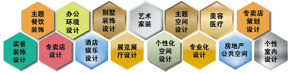 专业装饰设计与装修施工——非一般的专业装饰设计——盛典